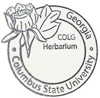 Plants of the Columbus State University Herbarium logo